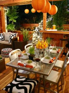 30 Inspiring Ripe Orange Room Designs | DigsDigs