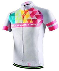 Short Sleeve Cycling Jerseys - BIKERS WORLD Bike Components, Bike Wear, Cycling Jerseys, Anti Wrinkle, Short Sleeves, Bikers, How To Wear, Tops, Men