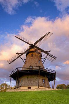 Fabyan Park Windmill, Geneva, IL