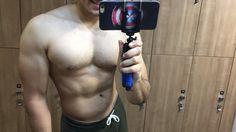 Rutina de pecho, tríceps y abdominales y rutina de cuádriceps y glúteos - YouTube Youtube, Workout Routines, Crunches, Exercises, Recipes