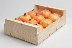 Envase GROW 40x30 pino para granadas Peach, Apple, Fruit, Food, Grenades, Vegetables Garden, Pine, Hampers, Apple Fruit