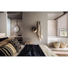 Bedroom perfection. Luxe. Chill. Lowkey. Bold. Sometimes you have to get out of the sun and enjoy a horizontal moment #alexanderdesign#inspiration#design#lifestyle#environment#lowkey#luxe#summer#travel