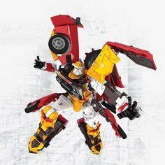 Hello Carbot Hyundai Pony Meister Korea TV Animation Transformer Robot 1/19 #Sonokong