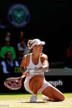 Angelique Kerber, Us Open, Angie Kerber, Wimbledon Tennis, Wimbledon 2016, Tennis Photos, Maria Sharapova Photos, Tennis World, Sport
