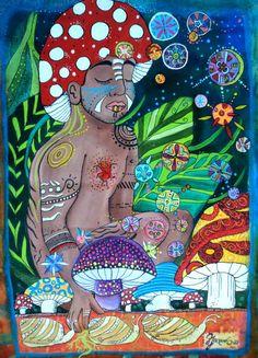 """""""Fungos Sonhadores"""" !  como sonham..."""