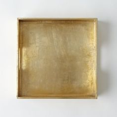 "Square Lacquer Trays | west elm  $34 12"" square ( should sit inside a larger tray)"