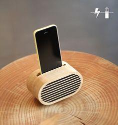 Retro Wooden Amplifiers : portable amplifier