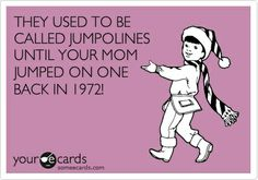 OK - So I laughed out loud when I read it which means I had to pin it! LOL I don't like calling people tramps but seriously this has to be the ultimate ur momma joke