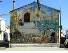 murales della sardegna -