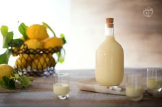 Famoso e profumatissimo liquore di fine pasto, da servire generalmente ghiacciato in alternativa al limoncello o ad altri liquori!