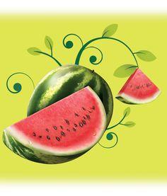 Mid Watermelon