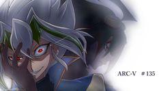 Yu Gi Oh! Arc V - Yuya, Zarc