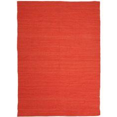 Jaipur Rugs Nuance Red/Orange Solid Rug