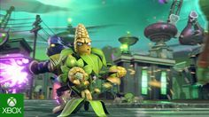 """Plants vs. Zombies Garden Warfare 2 Announce Trailer 