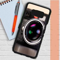 Leica Camera Brand Samsung Galaxy S8 Case Dewantary