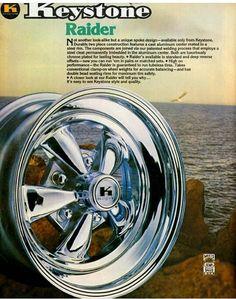 Keystone Raider wheels