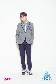 Joo Hak Nyeon   Cre.Ker Entertainment   Produce 101 - Season 2