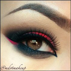 Awesome ❤ Credit @mdotmakeup❤ Email me your own pretty fashion photos for Credit!❤ Please follow the funny account @JokesLmao❤