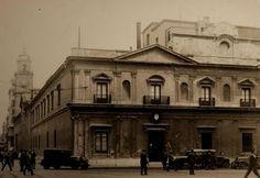 Manzana de las luces. Buenos Aires. Archive 20´s.