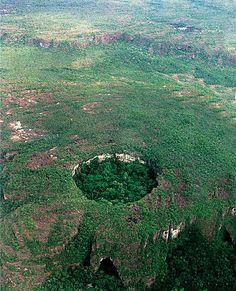 El Estadio - Parque Nacional Chiribiquete en Amazonas COL