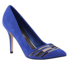 Women's Classic Shoes has never been so Modest! Since the beginning of the year many girls were looking for our Beautiful guide and it is finally got released. Now It Is Time To Take Action! Pump Shoes, New Shoes, Shoe Boots, Pumps, Blue Suede Shoes, Pretty Shoes, Womens High Heels, Casual Shoes, Fashion Shoes