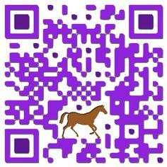 QR Code Horse for Vets