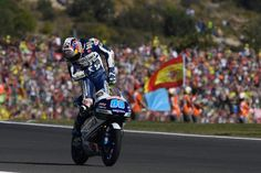 From Vroom Mag... Jorge Martin takes maiden victory in Valencia