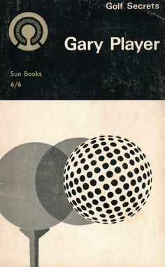 Golf Secrets Cover / Brian Sadgrove / 1960s