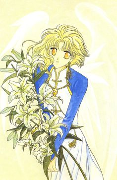 Kohaku (Wish) Image - Zerochan Anime Image Board History Of Manga, Manga Anime, Anime Art, Xxxholic, Tokyo Mew Mew, Kohaku, Tattoo Project, Manga Artist, Wishes Images