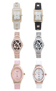 Cute Watches!