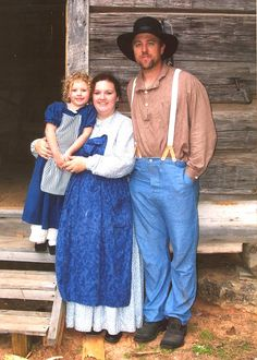 Pioneer Clothing | Go to: Calendar of Events Exhibits Tours Workshops