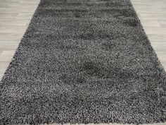 Soft Dark Grey Shaggy Turkish Rug Size: 160 x Shaggy Rug, Rug Size, Dark Grey, Rugs, Home Decor, Farmhouse Rugs, Interior Design, Home Interior Design, Floor Rugs