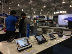 "Samsung Decides to Build Its Own Stores — Inside Best Buy: will open 1,400 Samsung ""Experience"" shops (900 by May)"