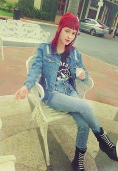 Trojan Skinheads : Foto Chica Skinhead, Skinhead Reggae, Skinhead Girl, Chelsea Cut, Chelsea Girls, Mod Fashion, Girl Fashion, Reggae Style, Ska Punk