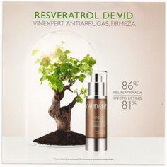 #Caudalie #Vinexpert con #Resveratrol de #vid la mejor molécula #antiedad #antiaging con efecto #antiarrugas y #reafirmante