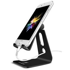 Adjustable Cell Phone Stand Cradle, Dock, Holder Universal Update Version 4 clrs #Lamicall