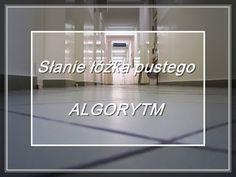 Opiekun medyczny: Słanie łóżka pustego - algorytm