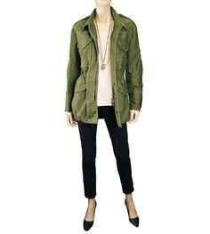 3.1 Phillip Lim Army Green Jacket