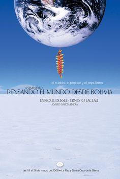 Pensar el mundo desde Bolivia. 2008