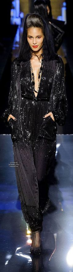 Jean Paul Gaultier - Couture Fall 2014