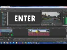 How to use Sony Vegas Pro15? (Part2)
