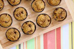 Pumpkin, Millet, & Chocolate Muffins || Joy the Baker