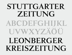 Alphabet aus Logo …