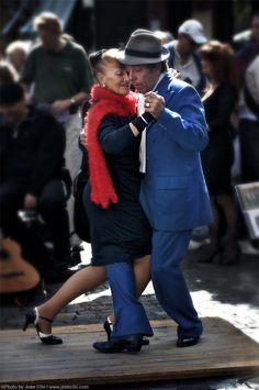 Para el amor y el baile no hay edades ;)