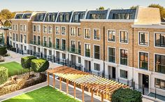 3 bed flat for sale in London Square (The Radcliffe), Fulham