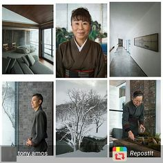In @vogueliving this issue...our feature on the exquisite @zaborin.ryokan Here are some  of the people who make it so wonderful @tony.amos #mrandmrsamos #japan #Hokkaido #Niseko #ryokanstyle #humansofjapan | zaborin.com