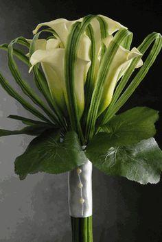 Calla Lily Bouquet 1