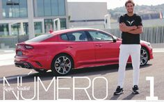 Male Fashion Trends: Rafa Nadal protagoniza el número de noviembre de DT LUX Magazine