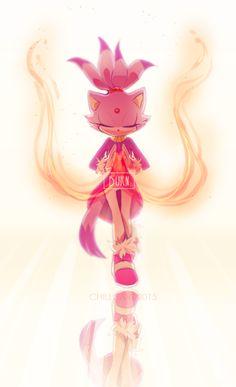 Blaze by chillisart