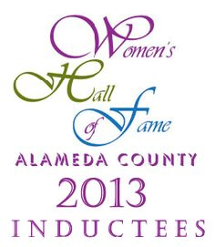 County's Sustainability Program director inducted to Alameda County Women's Hall of Fame.